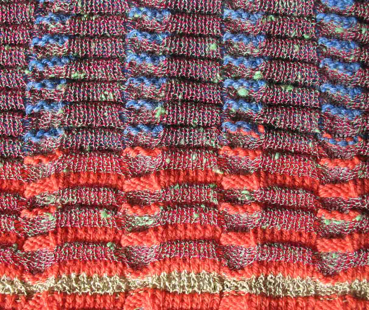 Knitting Pattern Errata : East London Knit